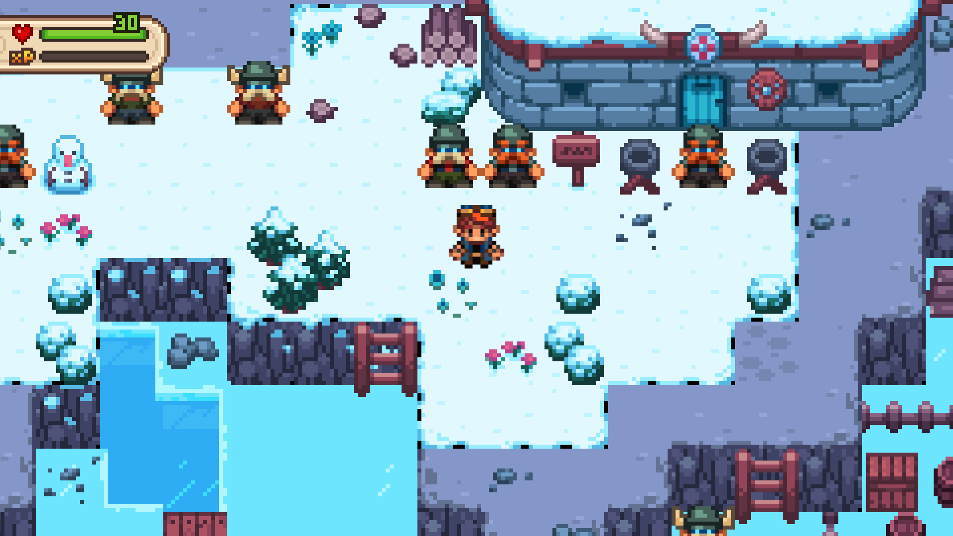 Evoland 2 screenshot 2