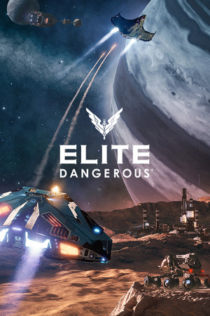 Elite Dangerous poster image on Steam Backlog