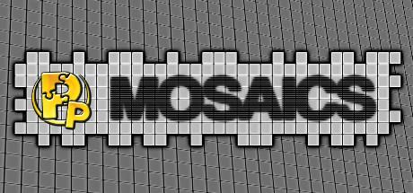 Pixel Puzzles Mosaics cover art