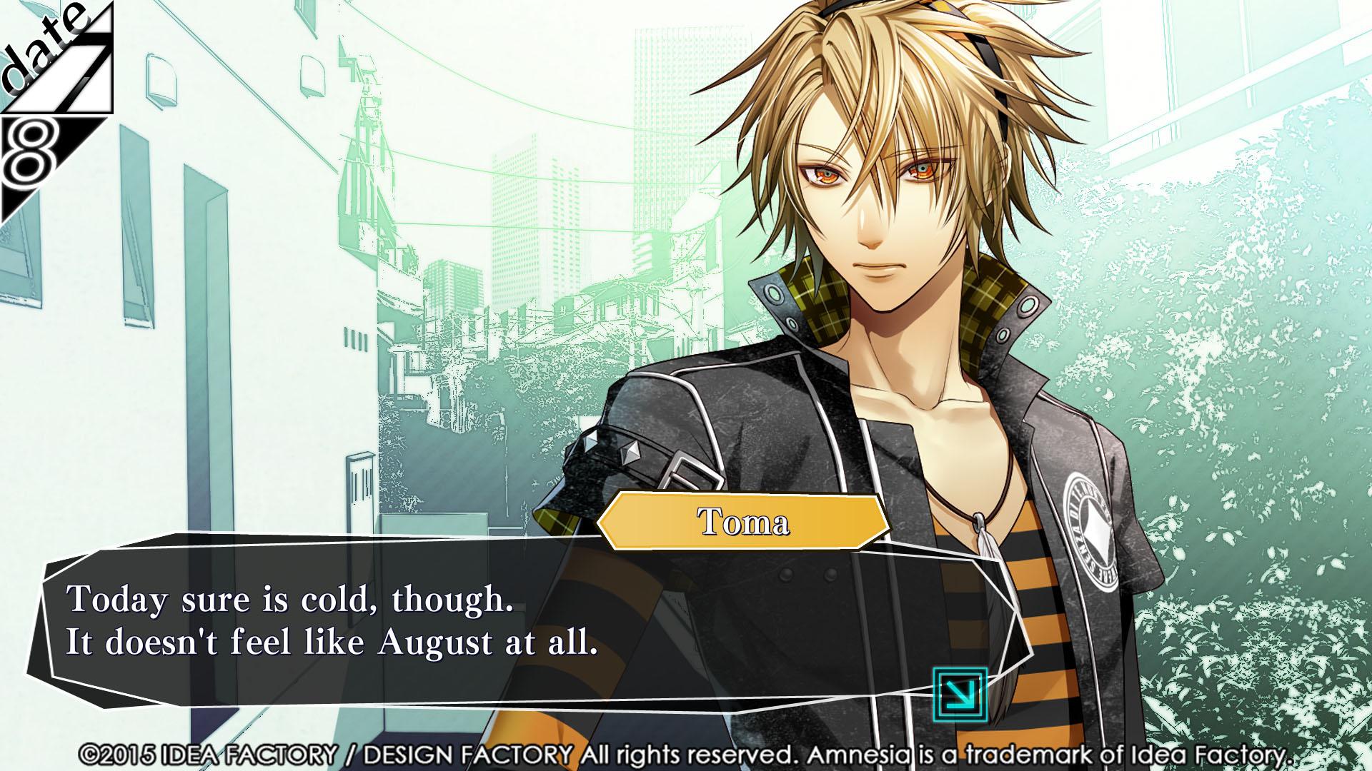 dating games anime for boys 2017 torrent 2