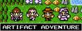 Artifact Adventure-game