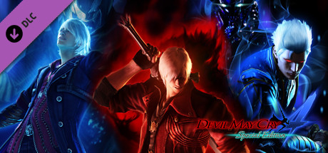 Steam Dlc Page Devil May Cry 4 Special Edition