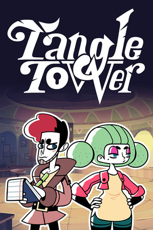 Tangle Tower poster image on Steam Backlog