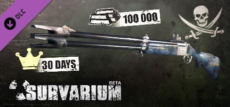 Survarium - Steam Shotgun Pack