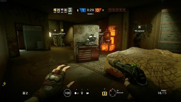 Скриншот из Tom Clancy's Rainbow Six® Siege