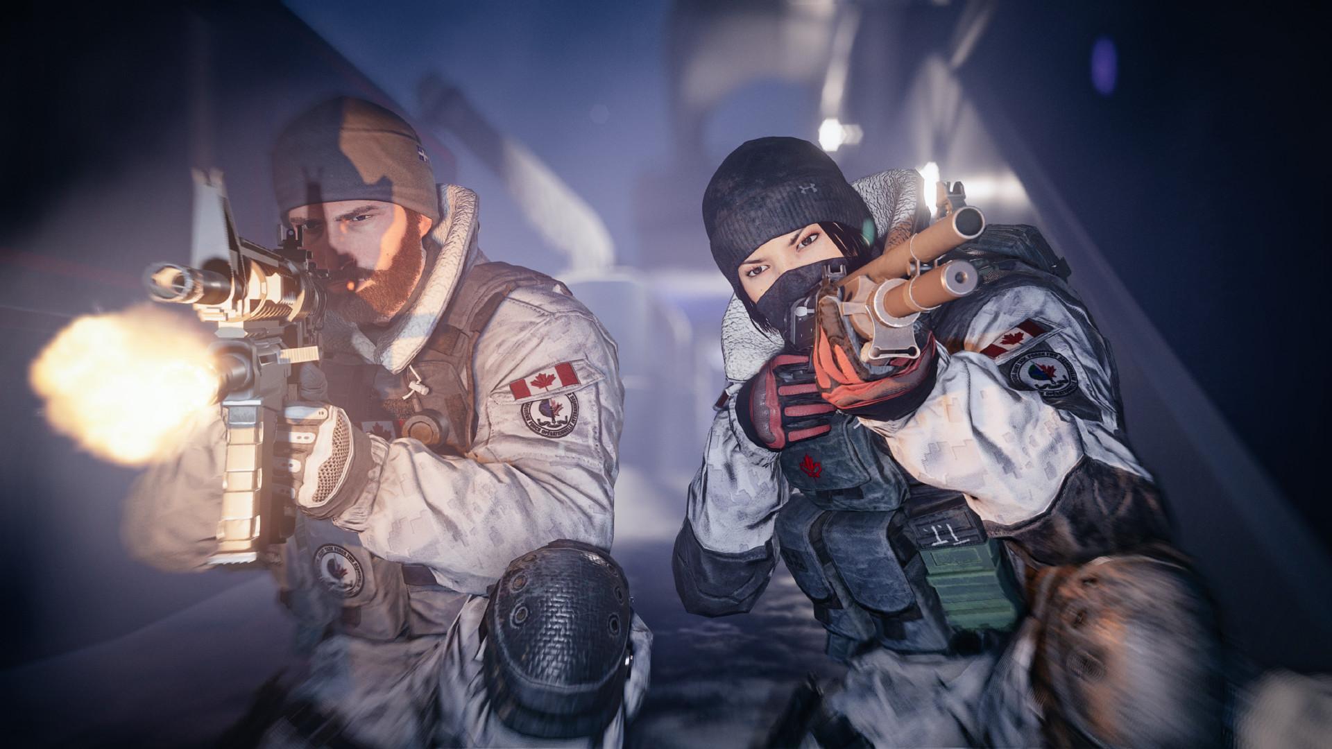 Tom Clancy's Rainbow Six® Siege Resimleri