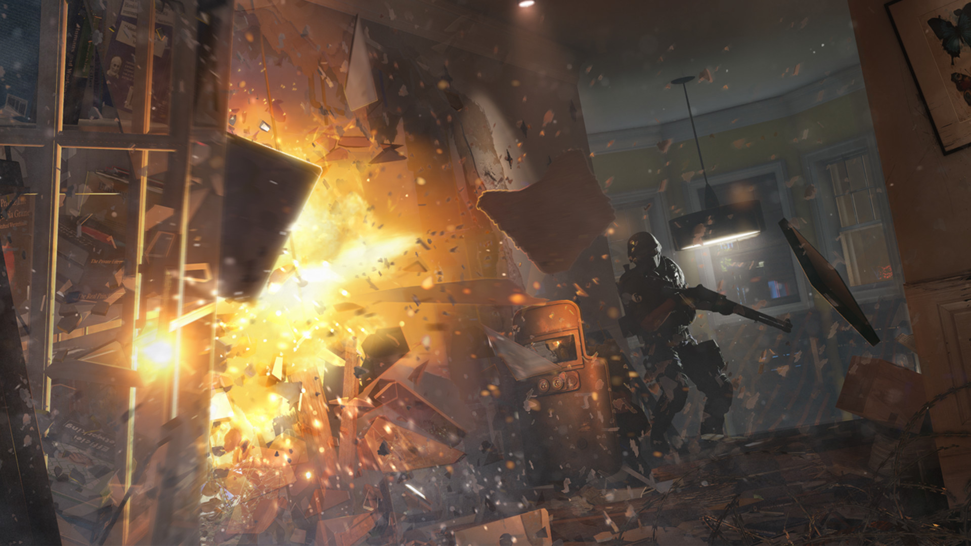 Tom Clancy's Rainbow Six Siege image 1