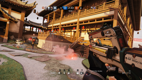 Tom Clancy's Rainbow Six® Siege