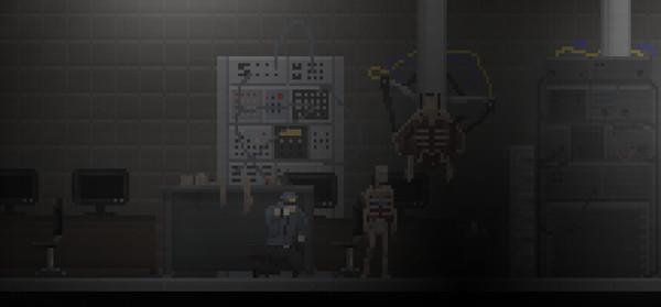 скриншот Uncanny Valley 4