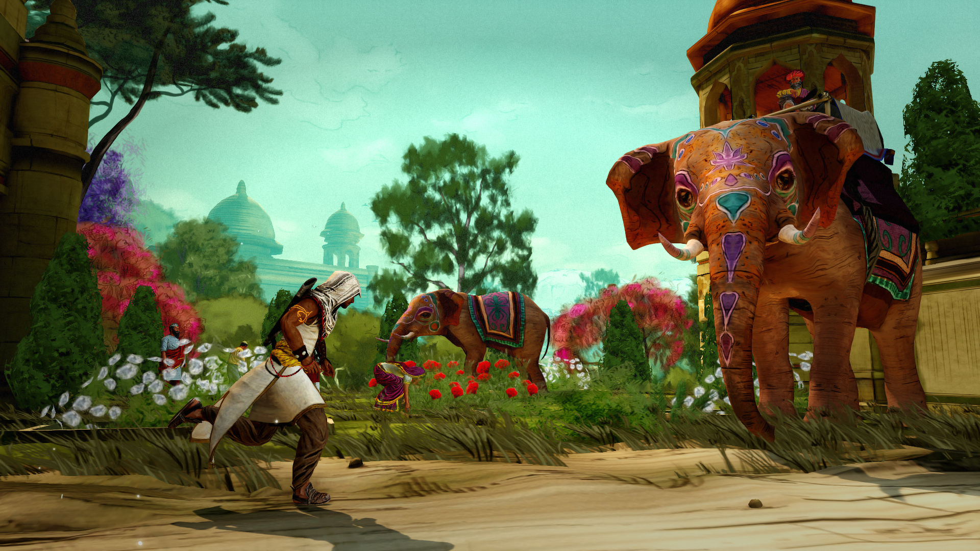 Assassin's Creed Chronicles: India image 1