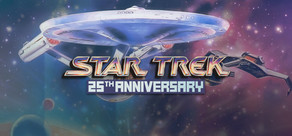 Star Trek™: 25th Anniversary cover art