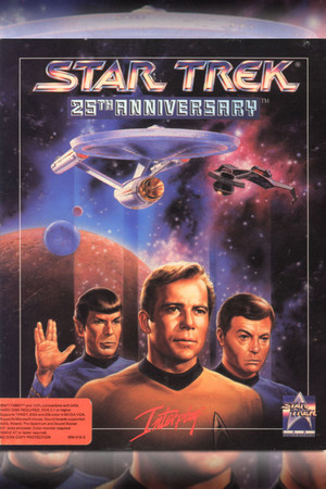 Star Trek : 25th Anniversary poster image on Steam Backlog