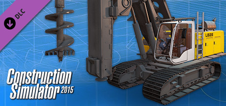 Construction Simulator 2015: Liebherr LB 28