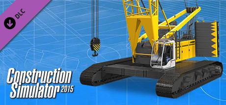 Construction Simulator 2015: Liebherr LR 1300 on Steam
