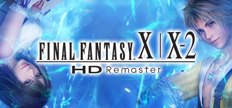 FINAL FANTASY X/X-2 HD Remaster cover art