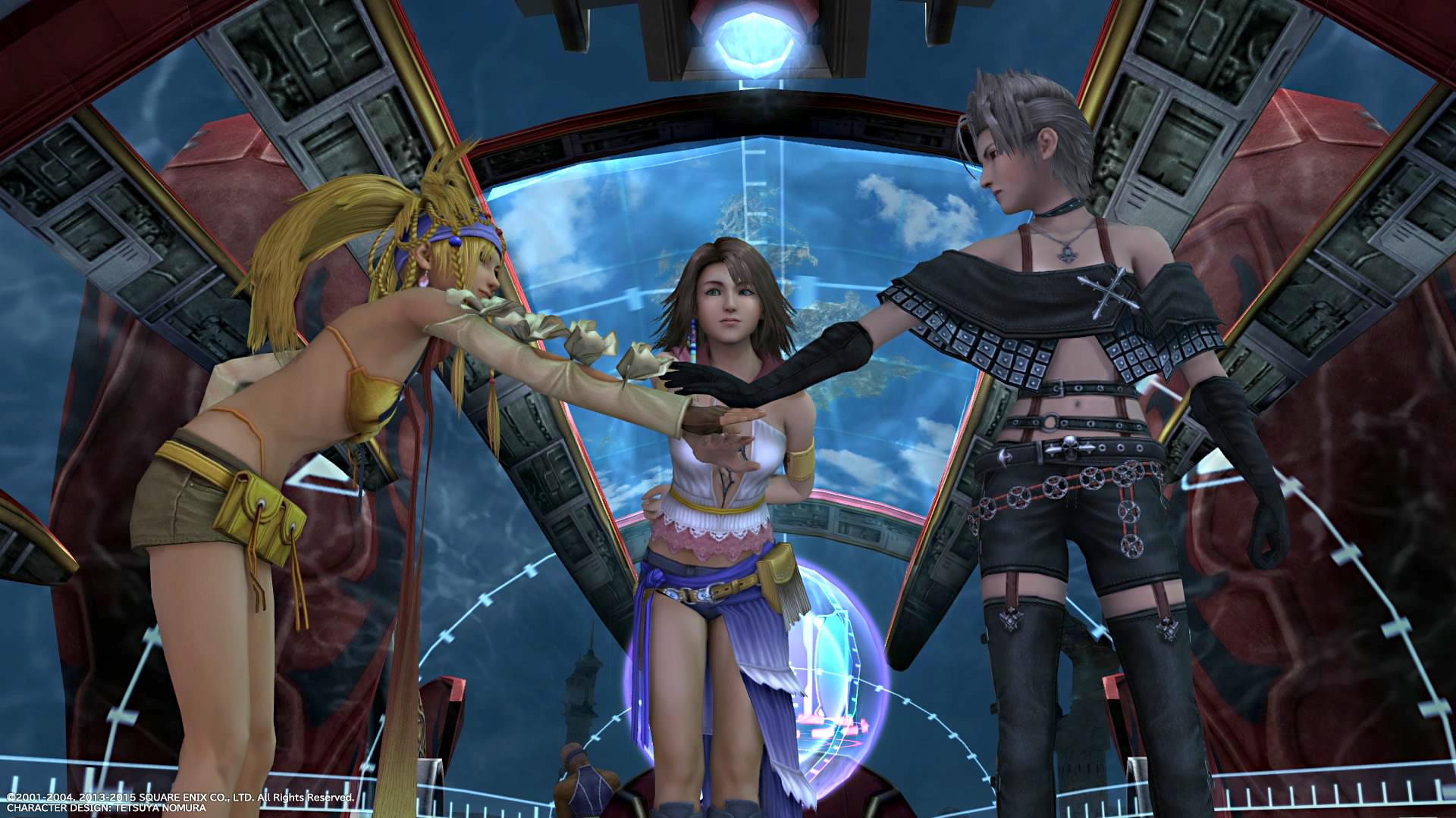 Final Fantasy X / X-2 HD Remaster Full Download