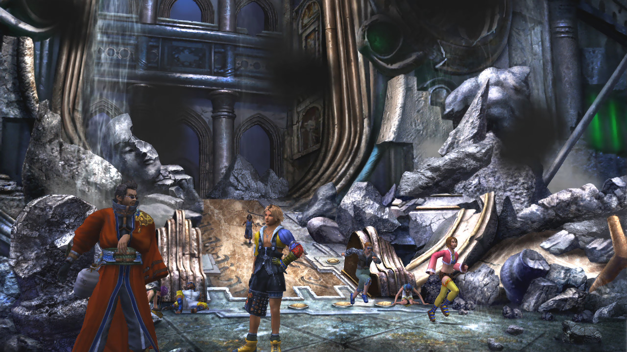 Final Fantasy X / X-2 HD Remaster Full Version Download