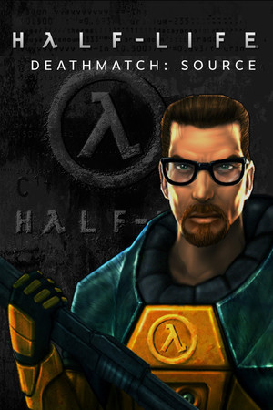 Half-Life Deathmatch: Source poster image on Steam Backlog