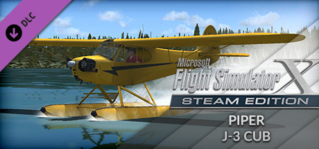 FSX: Steam Edition - Piper J-3 Cub Add-On