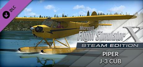 FSX: Steam Edition - Piper J-3 Cub Add-On on Steam