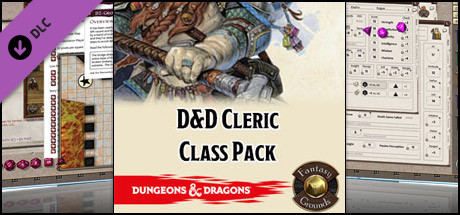 Fantasy Grounds Dd Cleric Class Pack On Steam