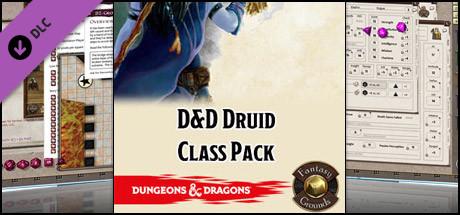 Fantasy Grounds - D&D Druid Class Pack