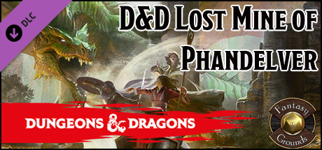 Fantasy Grounds - D&D Lost Mine of Phandelver on Steam