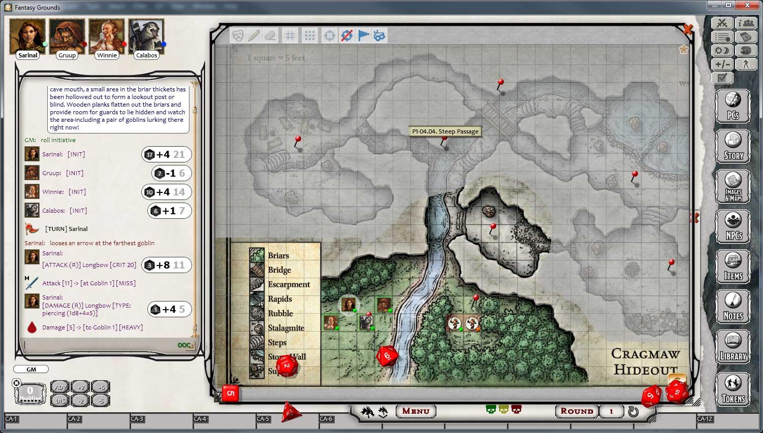 Fantasy Grounds - D&D Lost Mine of Phandelver on ye olde map maker, star wars miniatures map maker, dungeons dragons map generator, world of warcraft map maker, dungeons dragons campaign map, settlers of catan map maker, dnd map maker, dungeons & dragons world maps, d d maps maker, and d map maker,