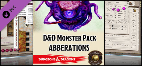 Fantasy Grounds - D&D Monster Pack - Aberrations
