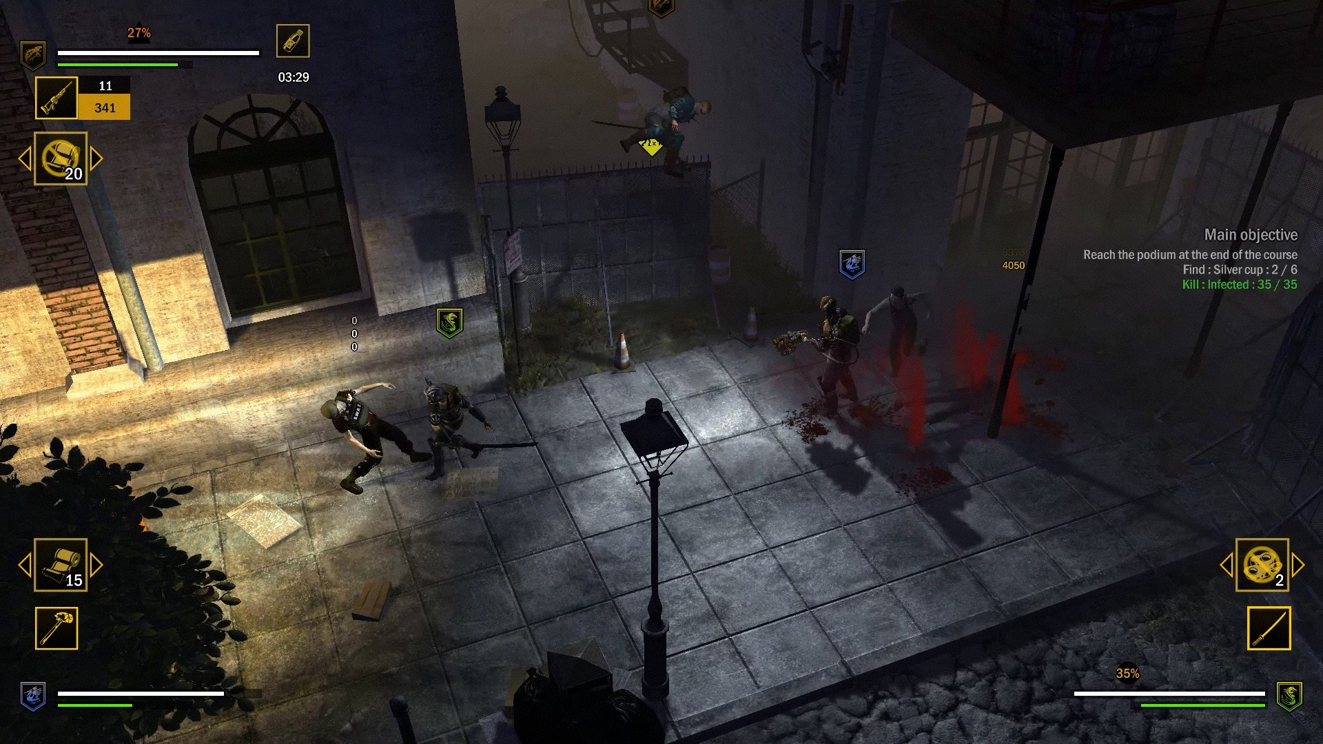 Infection 2 online game the game free rider 2