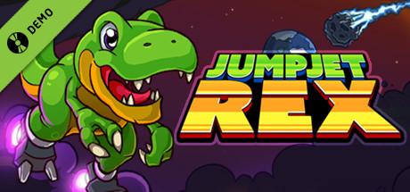 JumpJet Rex Demo