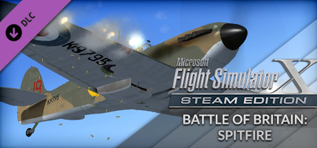 FSX: Steam Edition - Battle of Britain: Spitfire Add-On