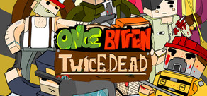 Once Bitten, Twice Dead cover art