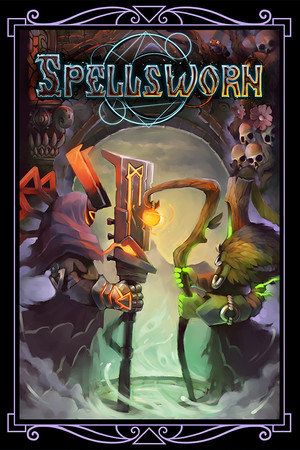 Spellsworn poster image on Steam Backlog