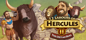 12 Labours of Hercules II: The Cretan Bull cover art
