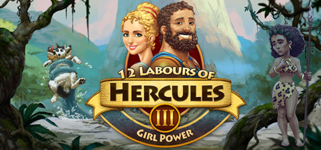 12 Labours of Hercules III: Girl Power cover art