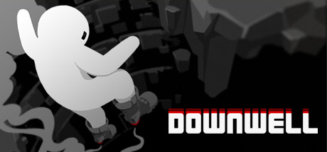 Downwell cover art