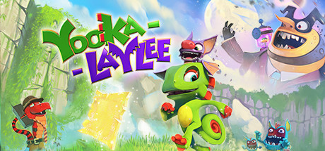 Yooka-Laylee ve službě Steam