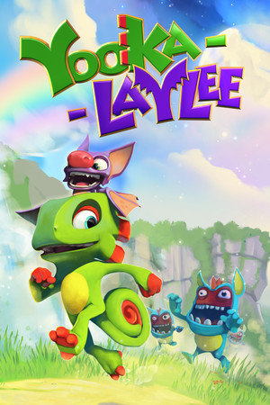 Yooka-Laylee poster image on Steam Backlog