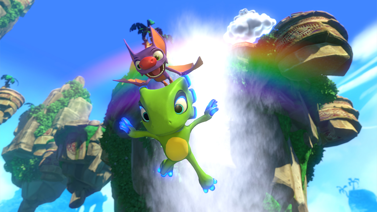 Find the best laptop for Yooka-Laylee