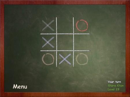 скриншот Ultimate Tic-Tac-Toe 1