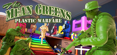 The Mean Greens - Plastic Warfare Steam Game