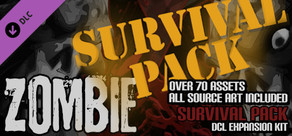 Axis Game Factory's AGFPRO - Zombie Survival Pack DLC cover art
