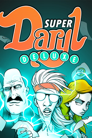 Super Daryl Deluxe poster image on Steam Backlog