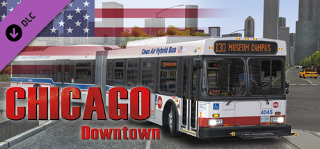 OMSI 2 Add-on Chicago Downtown on Steam