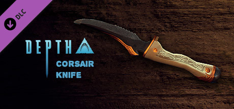 Depth - Corsair Knife Skin on Steam