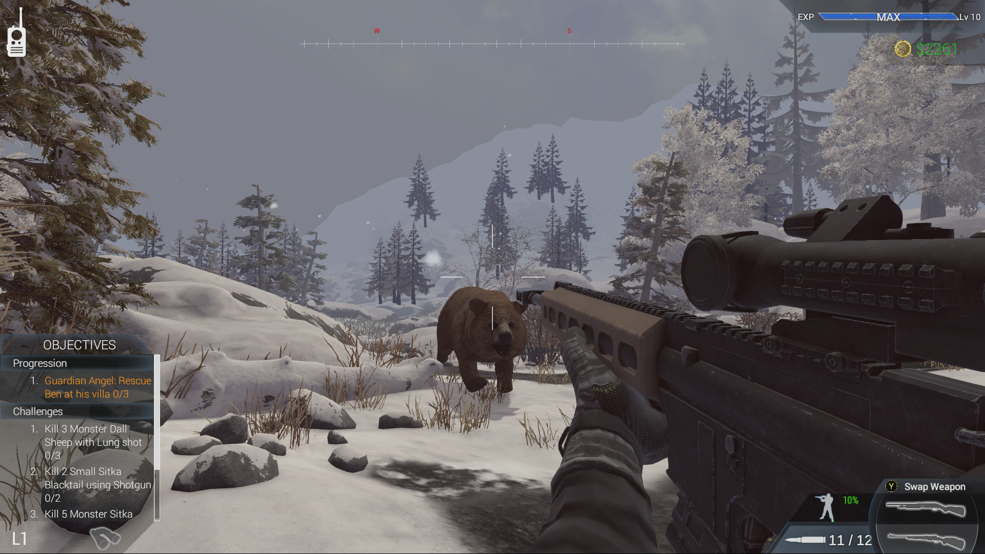 deer hunt game free download for pc
