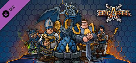 Epic Arena - Brotherhood Of Order Pack