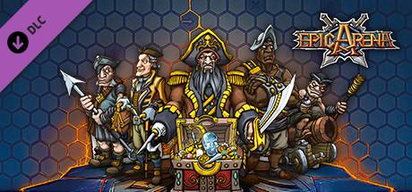 Epic Arena - Pirates Of Tortuga Pack