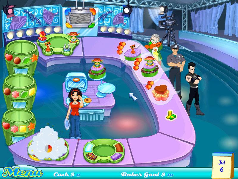 cake mania tutti sito gioco